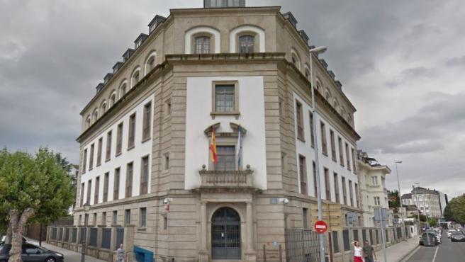 La Audiencia Provincial de Lugo.