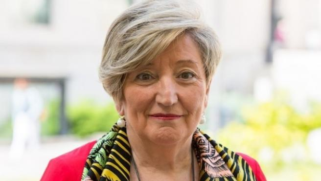 La doctora Ana Lluch