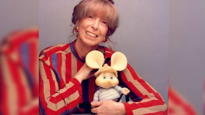Maria Perego, creadora de Topo Gigio.