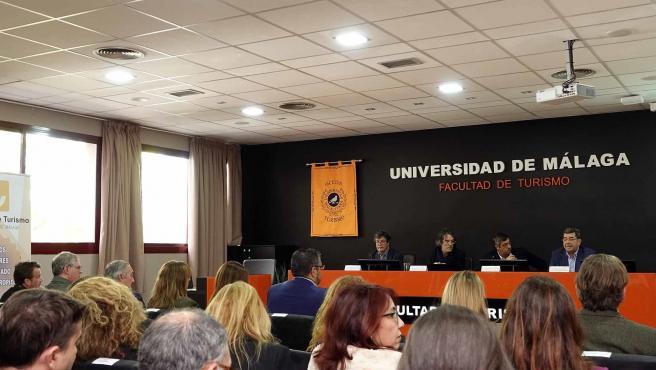 Presentación del i3t instituto de investigación turístico de la Universidad de Málaga