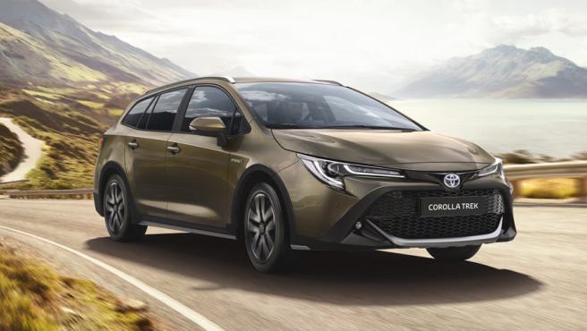 El Toyota Corolla Hybrid está disponible en tres versiones diferentes.