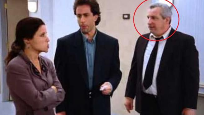 Hallan el cuerpo de Charles Levin, actor en 'Seinfeld', medio devorado por buitres