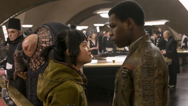 'Star Wars': ¿Cómo continuó la relación entre Finn y Rose tras lo ocurrido en 'Los últimos Jedi'?
