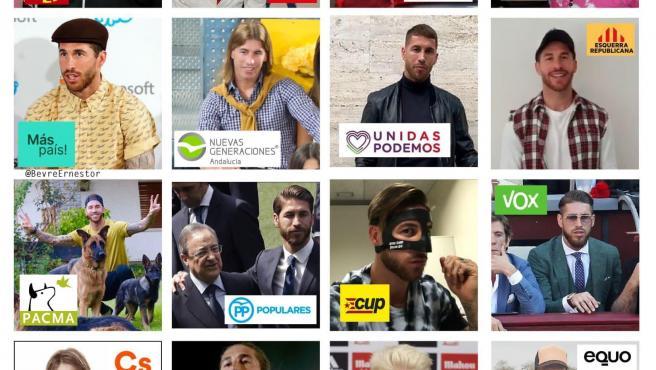 El meme de Sergio Ramos que se ha hecho viral
