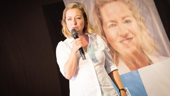 Ana Oramas, candidata de CC-PNC-NC al Congreso