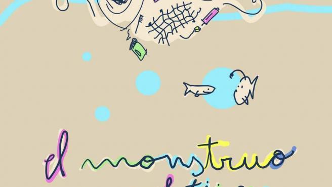 Cartel de El Monstruo Revoltijo.