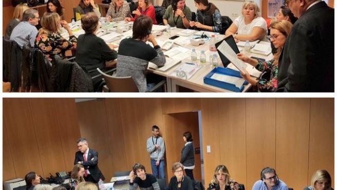 Dispositivo de la Delegación de Gobierno en la Comunitat Valenciana por el 10N
