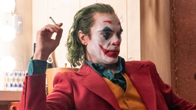 El 'Joker', más de un mes dominando la taquilla española