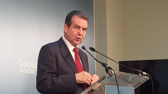 Abel Caballero, alcalde de Vigo y presidente de la Federación Española de Municipios y Provincias (FEMP).