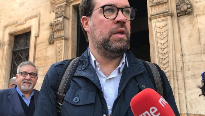 Antoni Noguera, en una imagen de archivo.