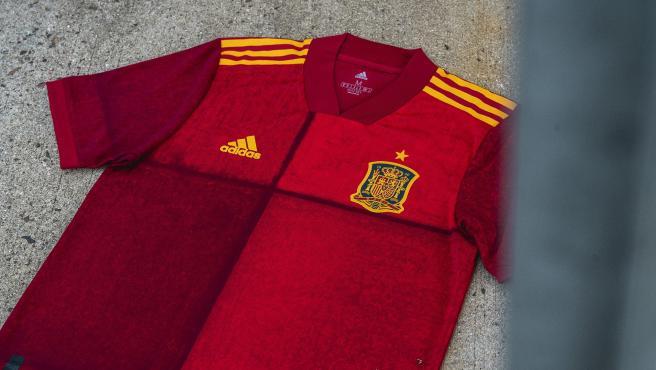 Camiseta Adidas Selección Española de Fútbol para hombre