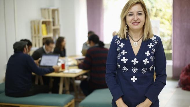 Carmen Lizárraga, número 1 de Más País por Málaga