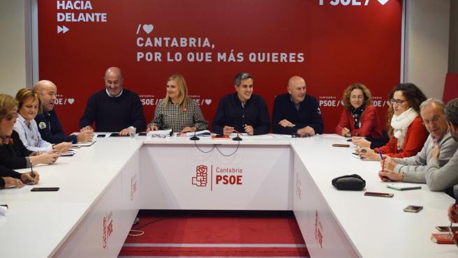 Comisión Ejecutiva Regional PSOE