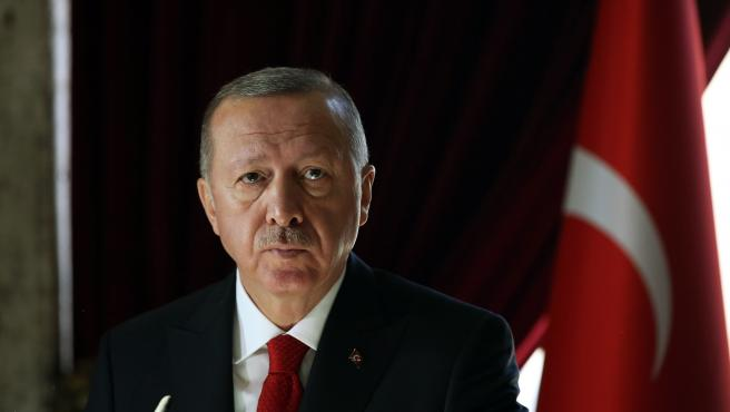 El presidente de Turquía, Recep Tayipp Erdogán
