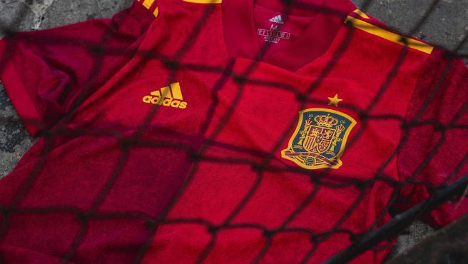 La camiseta de España que no deja a nadie indiferente y que los de Robert Moreno lucirán en la Euro 2020.