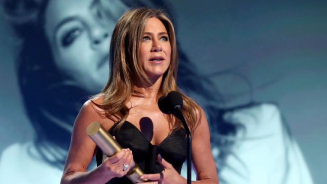 Jennifer Aniston recibe un premio por toda su carrera en los People's Choice Awards 2019