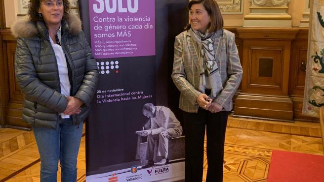 Presentación de la programación del Día contra la Violencia contra las mujeres.