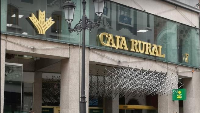 Sede Caja Rural Asturias en Oviedo.