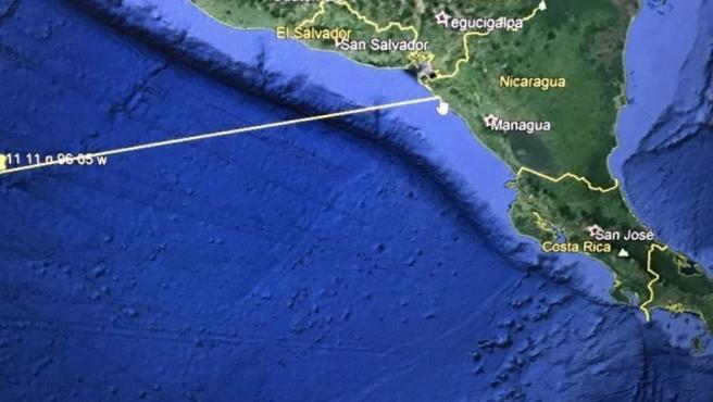Posible tsunami en Nicaragua y El Salvador. Posible tsunami en Nicaragua y El Salvador 11/11/2019