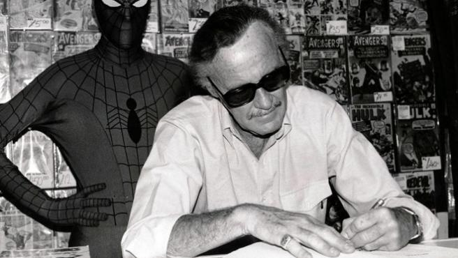 10 declaraciones para recordar a Stan Lee