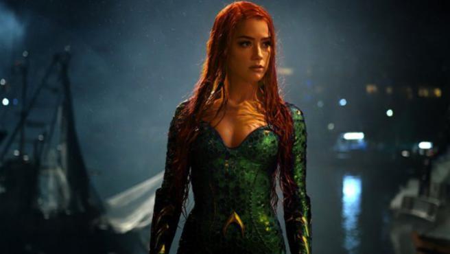 Los fans de Johnny Depp quieren a Amber Heard fuera de 'Aquaman 2'