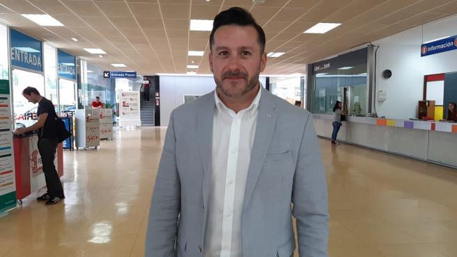 El secretario de UGT en Asturias, Javier Fernández Lanero