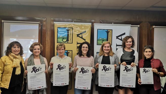 Jaca y Hecho acogen un programa comarcal de actividades contra la violencia de género