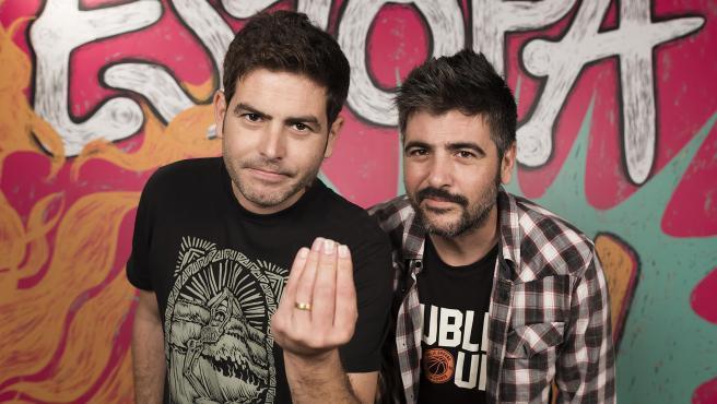 Los hermanos Muñoz, Estopa.