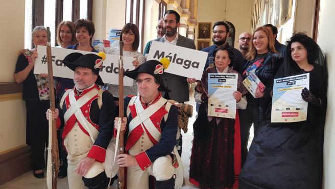 Presentación de Fair Saturday en Málaga