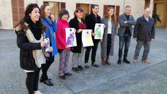 Presentación de la XXX Setmana del Llibre en Català.