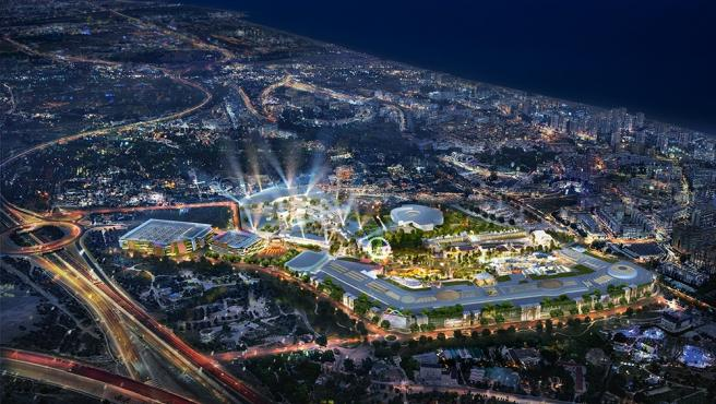 Recreación del proyecto de 'resort' comercial de Intu Costa del Sol en Torremolinos (Málaga)