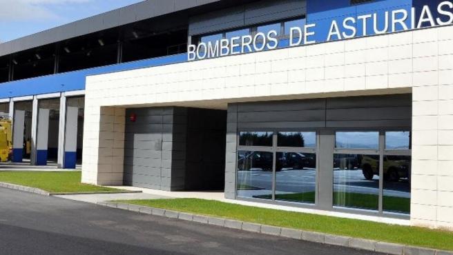 Edificio de Bomberos de Asturias
