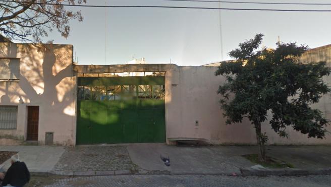 Imagen de archivo de la vivienda en el barrio de Barracas, en Buenos Aires (Argentina), donde fue hallado muerto el empresario español Felipe Alonso Fernández.