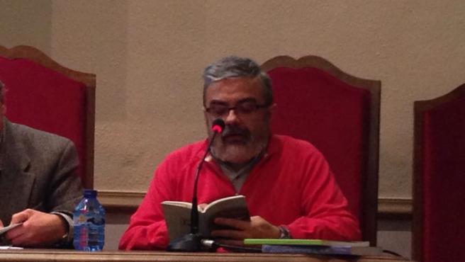César Ibáñez París.