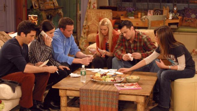 HBO Max estaría preparando una reunión especial de 'Friends', y quizá sea el momento de empezar a gritar