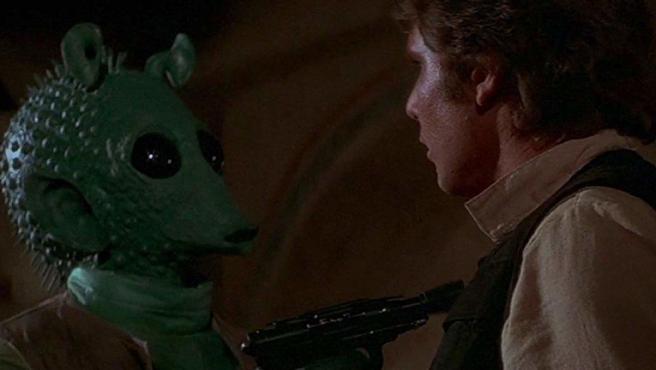 En su versión de 'La guerra de las galaxias', Disney+ ha vuelto a cambiar el 'Han shot first'