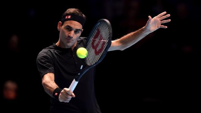ATP World Tour Finals tennis tournament - Day 3
