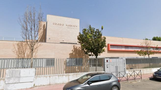 Colegio Alborada en Alcalá de Henares.