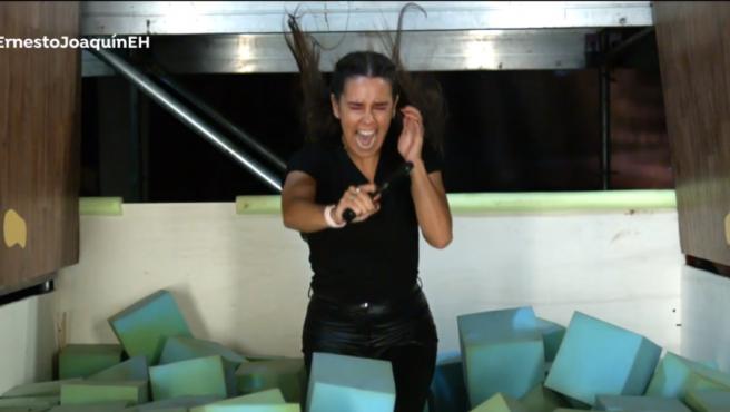 Cristina Pedroche, en 'El hormiguero'.