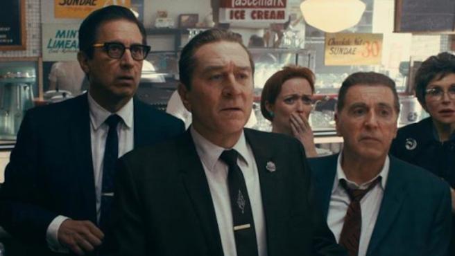 De Niro y Scorsese recrearon una escena de 'Uno de los nuestros' para probar el CGI de 'El irlandés'