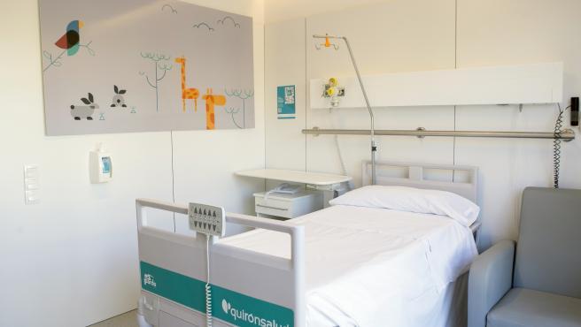 Habitación pediátrica