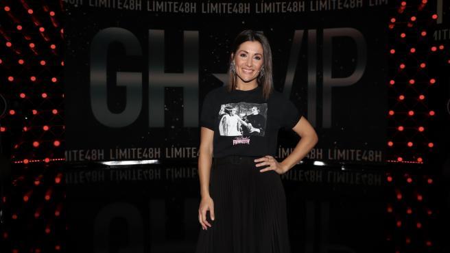 Nagore Robles en 'Gran Hermano VIP'.