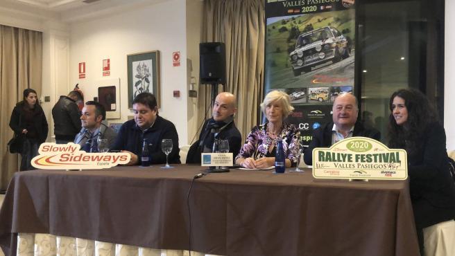 Presentación Rally Festival Valles Pasiegos