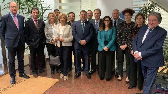 Reunión de la Comisión de Coordinación de CCAA del Tribunal de Cuentas y los OCEX en Galicia