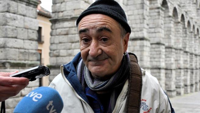 Vicente Belenguer, supuesto autor de un delito de incitación al odio.