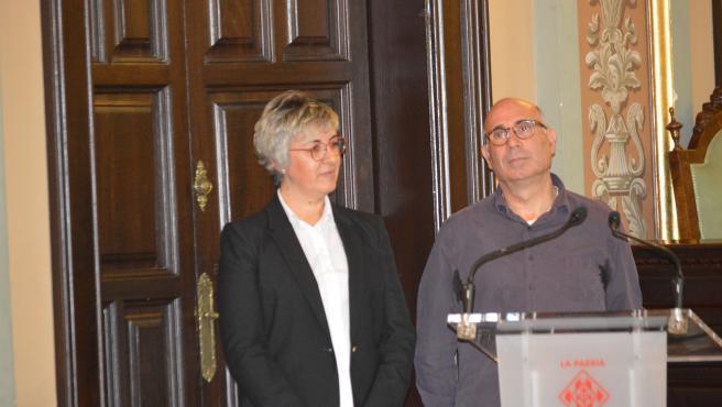 Anna García Garay Y Jordi Romeu
