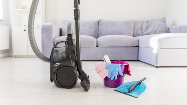 Limpiar la casa es más sencillo gracias a los aparatos tecnológicos.