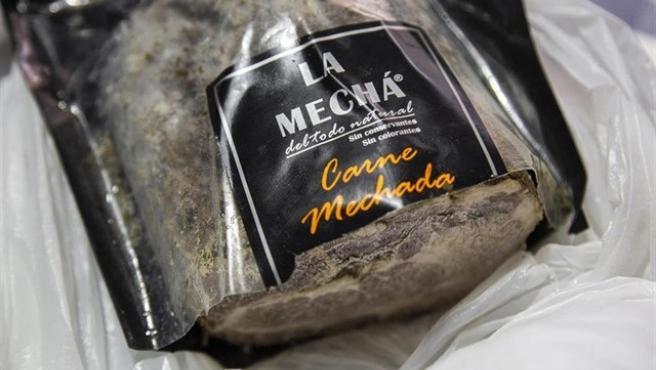 Carne 'La Mechá' de Magrudis