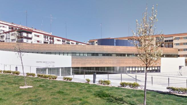 Centro sociocultural de FUNDOS en Salamanca.