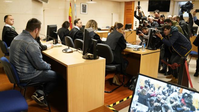 Juicio asesinato Diana Quer - acusado Jose Enrique Abuín